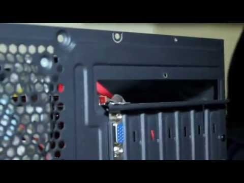 How to Remove the VGA computer properly 2015