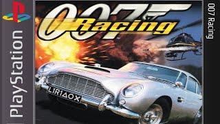 007 Racing - Playstation 1