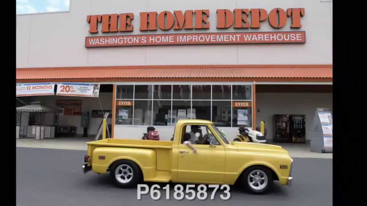 Home Depot Car Show Longview, WA 06-18-06 in HD - YouTube