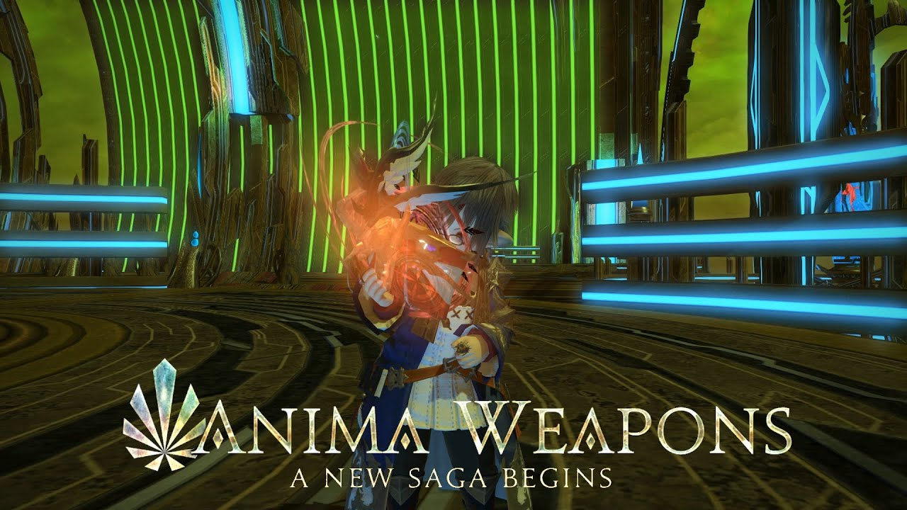 Final Fantasy XIV: The Anima Weapon - Toughening Up by ChannelDotTheDot