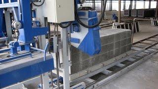 Газобетонные блоки, неавтоклавный газобетон(Автоматизированный резательный комплекс для распиловки пенобетона, полистиролбетона, газобетона. ---..., 2011-03-16T12:07:43.000Z)