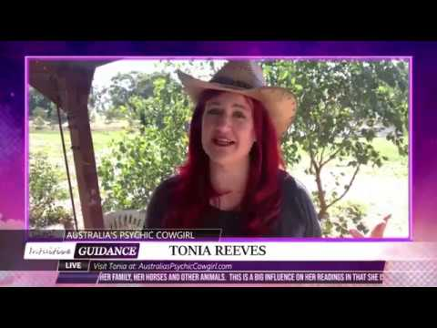 Australia's Psychic Cowgirl - March 25, 2020