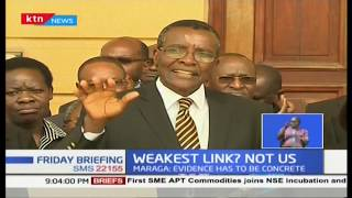 Judiciary defends itself on fight against corruption, says it isn't the weakest link