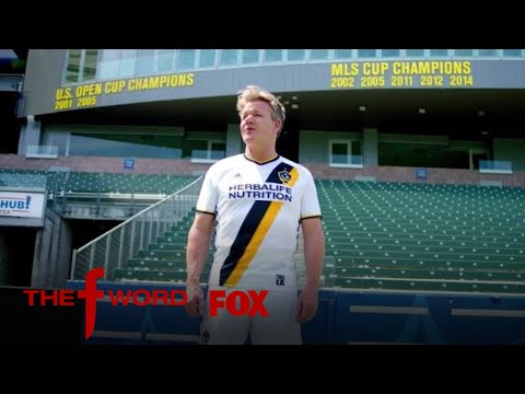 Gordon Ramsay Trains With The LA Galaxy | Season 1 Ep. 7 | THE F WORD