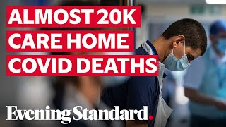 Subscribe to the evening standard on : https://www./channel/uc7rqon_ywcnp_lbpteww65w?sub_confirmation=1 almost 20,000 care home residents h...
