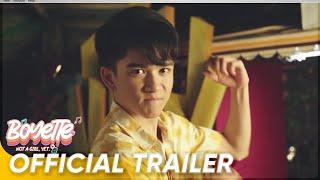 Official Trailer | Zaijan Jaranilla, Maris Racal, Inigo Pascual | 'Boyette'