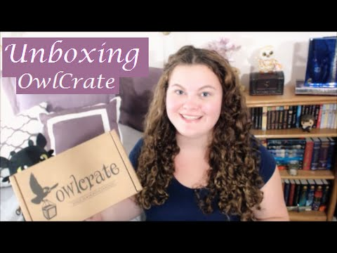 OwlCrate Unboxing: June 2016--Royalty Box