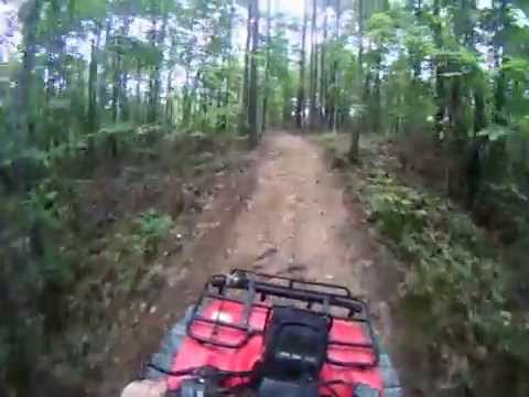 Minooka Park Jemison Alabama All Red Trail Youtube