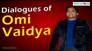 Funny & Poetic Filmy Dialogues of Omi Vaidya, Chatur of 3 Idiots