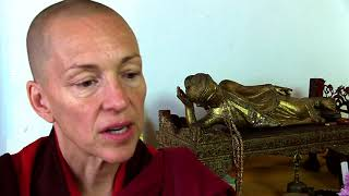 Interview with Emma Slade, Buddhist Nun