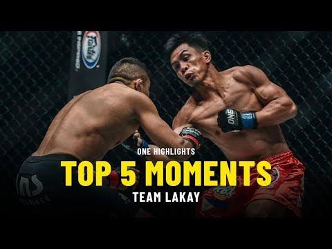 Team Lakay's Top