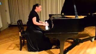 Felix Mendelssohn, Andante cantabile e Presto agitato in H Dur