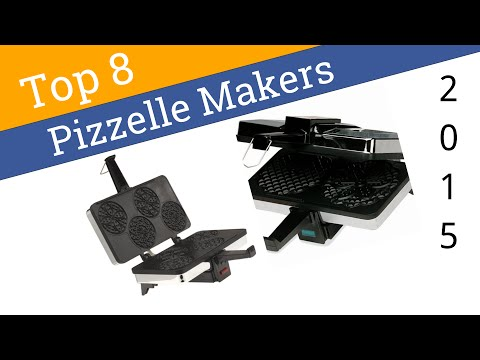 8 Best Pizzelle Makers 2015