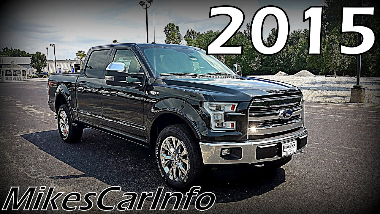 2015 ford f 150 lariat crew cab 4wd fx4 youtube. Black Bedroom Furniture Sets. Home Design Ideas