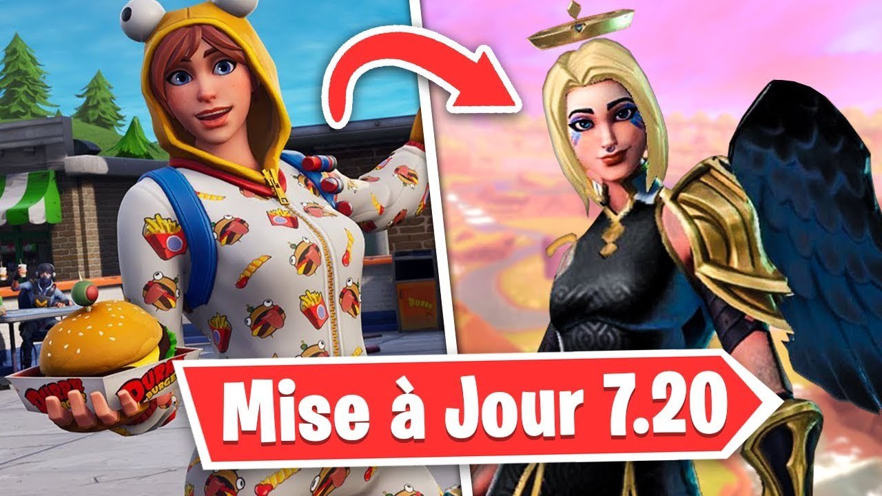 Employé De Prochains Un D'epic Dévoile Changements Games Fortnite Les jUpzMLqSGV