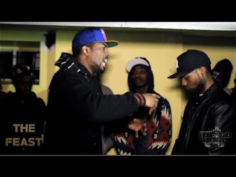 REESE VS P JONES / THE BATTLE CHALLENGE / PRESENTED BY WGHTV