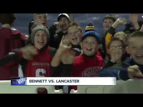 Week 6 High School Football Highlights In WNY