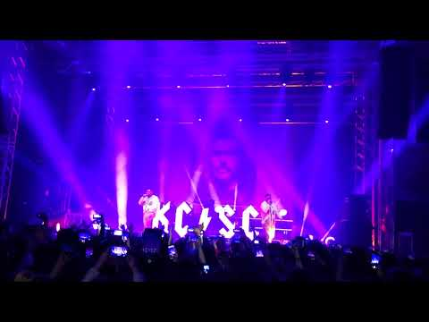 KC Rebell x Summer Cem feat. Adel Tawil - VOLL MEIN DING [LIVE]