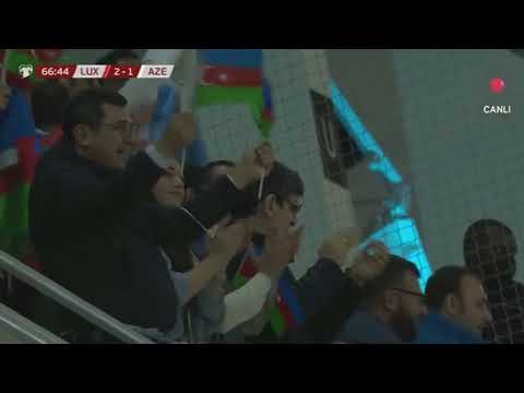 Luxembourg Azerbaijan Goals And Highlights