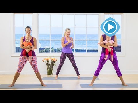 Balancing With Baby - Yoga For 2: Pre And Post Natal