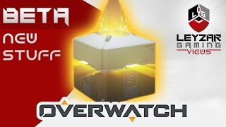 Overwatch (Closed Beta) - Progression, Loot, Cosmetic Upgrades, Maps, Control Mode (New Features)