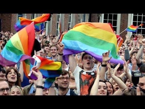 Vatican Responds to Ireland Gay Marriage Vote