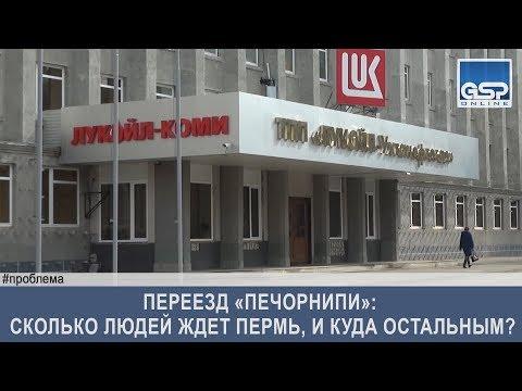 Переезд «ПечорНИПИ»: сколько людей ждет Пермь, и куда остальным? |16 мая'17|15:00