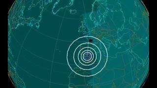 EQ3D ALERT: 3/10/16 - 5.3 magnitude earthquake in the Alboran Sea