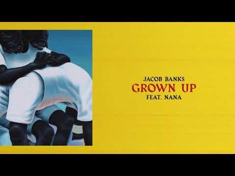 Jacob Banks - Grown Up (ft. NANA) (Official Audio)