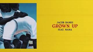 Jacob Banks Grown Up Ft Nana Official Audio
