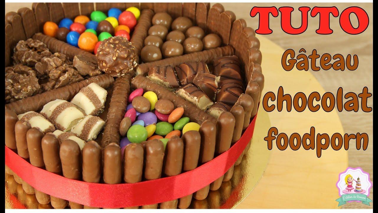 Top ♡• RECETTE GÂTEAU CHOCOLAT FOODPORN - KINDER BUENO M&M'S  TB56