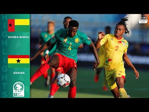 HIGHLIGHTS: Guinea-Bissau vs. Ghana