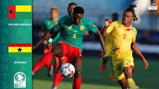 highlights-guinea-bissau-vs-ghana