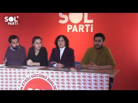 📢Örgütlenelim, SOL Parti'yi Birlikte Kuralım! #BasınToplantısı
