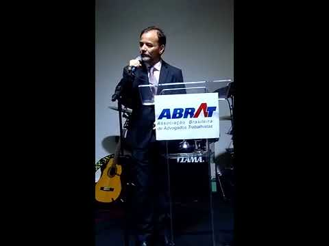 POSSE DO DR. ROBERTO PARAHYBA NA PRESIDÊNCIA DA ABRAT