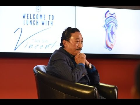 TAN SRI VINCENT TAN Q&A PART 1