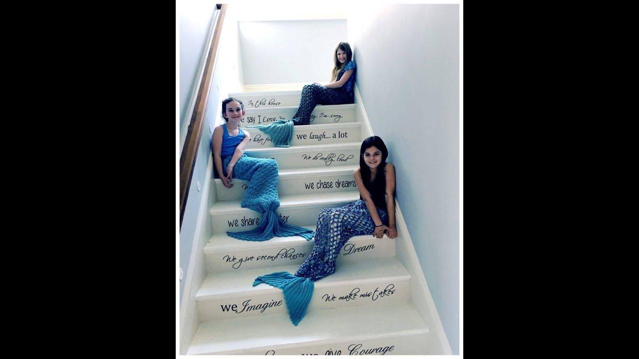 Crochet Mermaid Tail Easy Tutorial Youtube