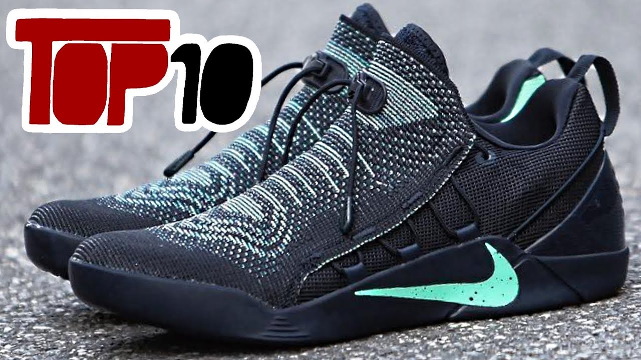 686db26548543 Top 10 Low Top Basketball Shoes Of 2017 - YouTube