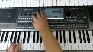�������� ���� New performance Korg Pa900 ������