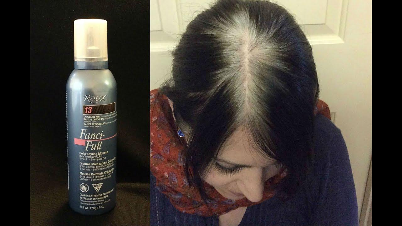 How I Get Silver Grey Hair - Roux Fanci Full Silver Lining ...
