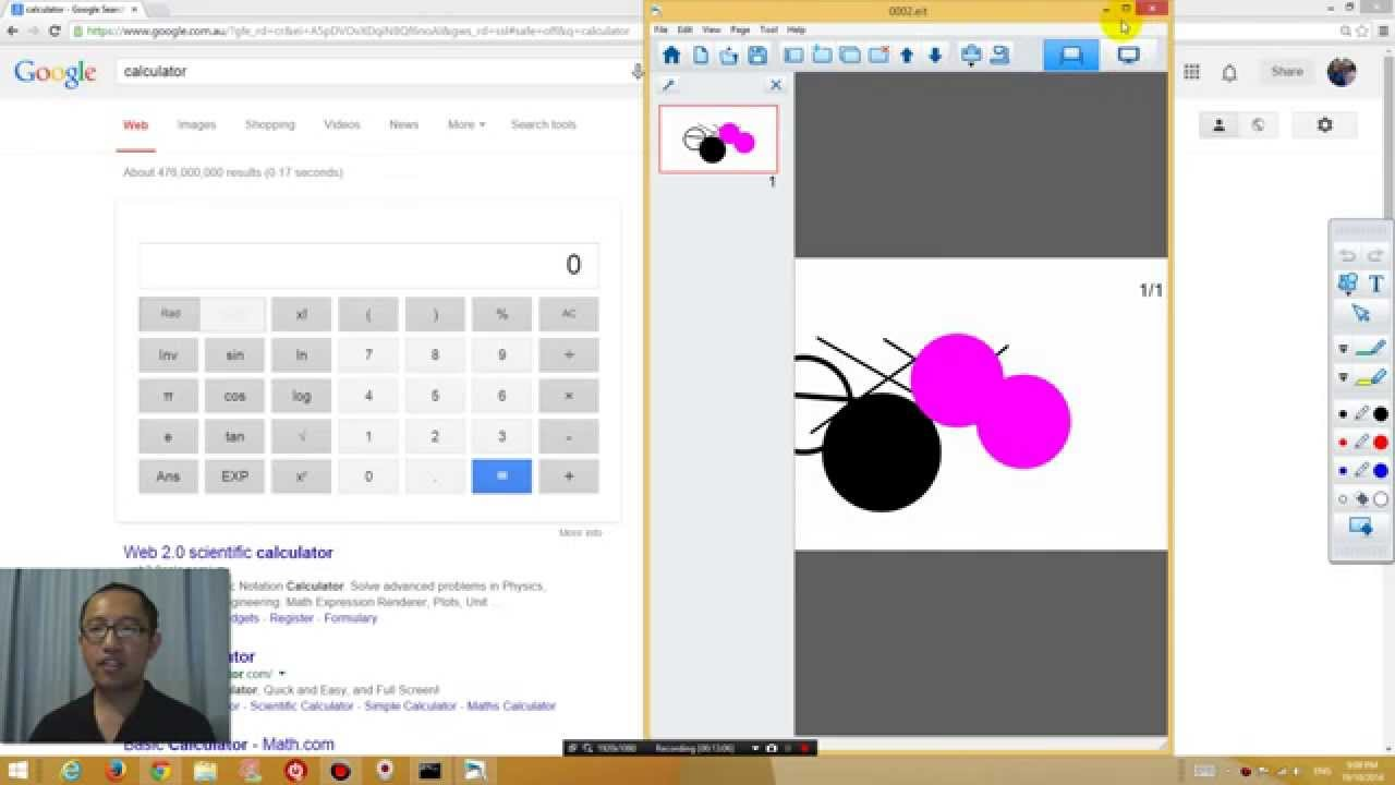 Free Interactive whiteboard software tutorial