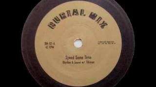 "Rhythm & Sound w/ Tikiman - ""Spend Some Time"""