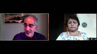Entrevista a Leydy Pech, miembro del Colectivo de Comunidades Mayas de Hopelchen | Ambulante en Casa