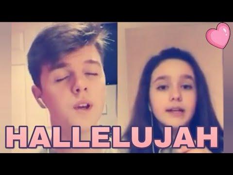 Aleluia - Hallelujah casal faz dueto emocionante veja como ficou