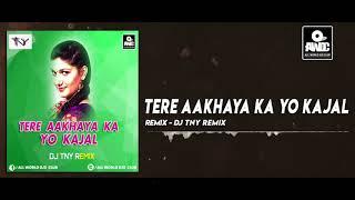Awdc presents latest haryani remix song.teri aakhya ka yo kajal (remix) || dj tny song 2018. song:- teri rem...