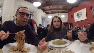 Let's eat together - Insta360 One X 360 Degrees Camera