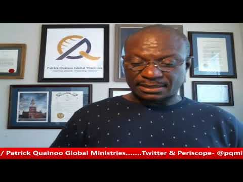 SEE JESUS IN THE PANDEMIC  with Pastor Patrick