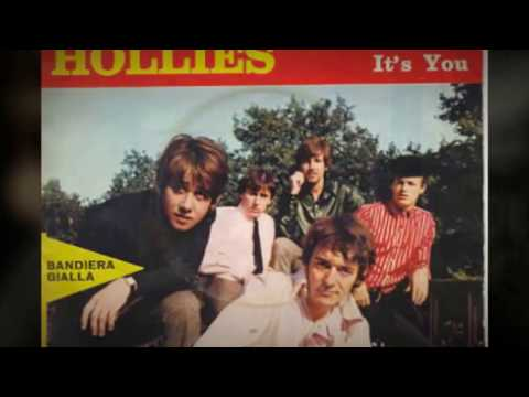 "THE HOLLIES-""HIGH CLASSED""(LYRICS)"