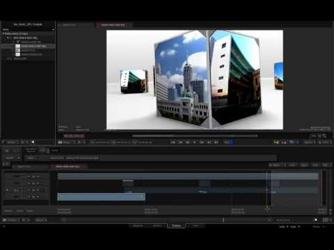 Box World Effects Template Tutorial