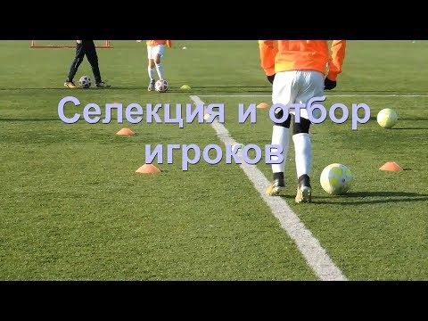 Футбол селекция